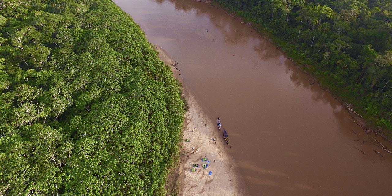 Jak nie odkryłem Amazonii i omal nie straciłem głowy w Ireanie